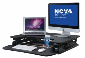 Standing Desk / Stand for Desk (MS-201S)