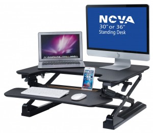 Standing Desk / Stand for Desk (MS-201L)